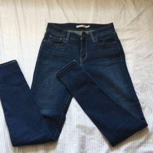 710 Super Skinny Levi's Jeans W26 L30